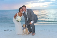 May 31, 2014 on Captiva Island they became man and wife!  Congratulations Jillian and Kevin!